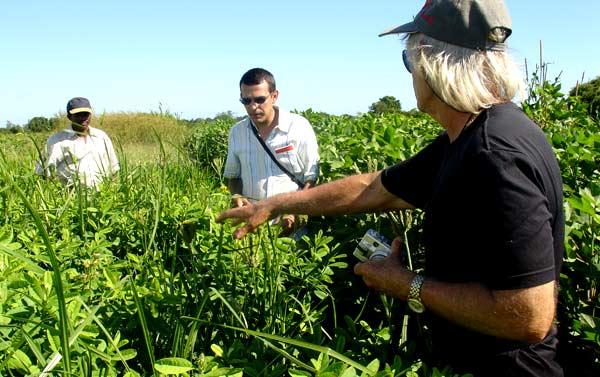 Agroécologie et agriculture de conservation